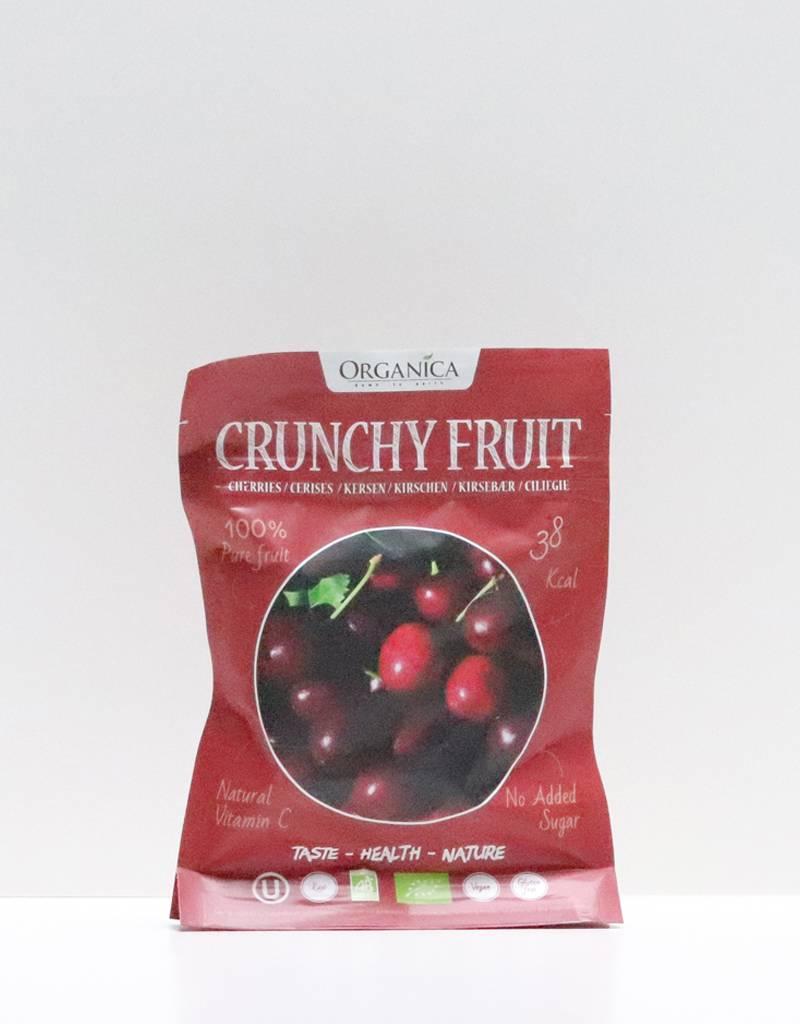 Organica Crunchy fruit cerise-1