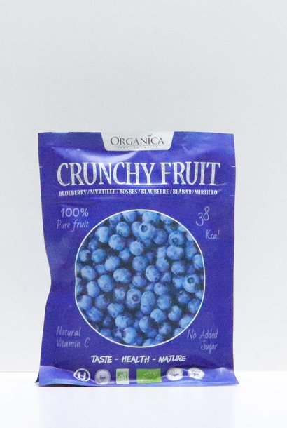 ORGANICA - Crunchy fruit myrtille