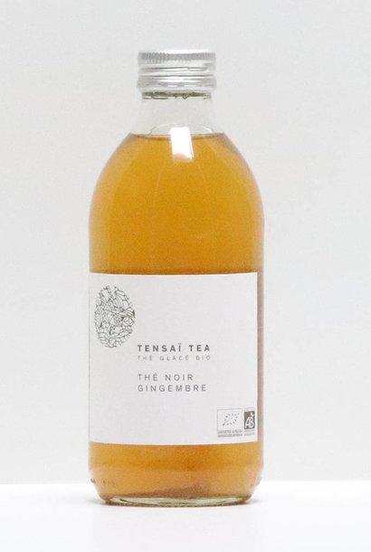 TENSAÏ TEA - thé noir gingembre 330ml