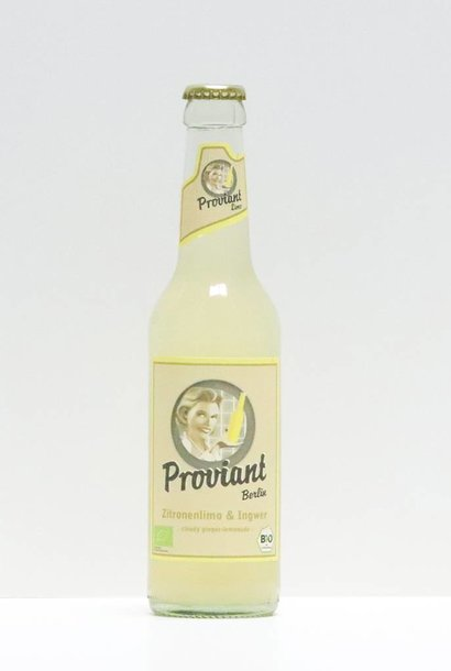PROVIANT citron-gingembre 330ml (BIO)