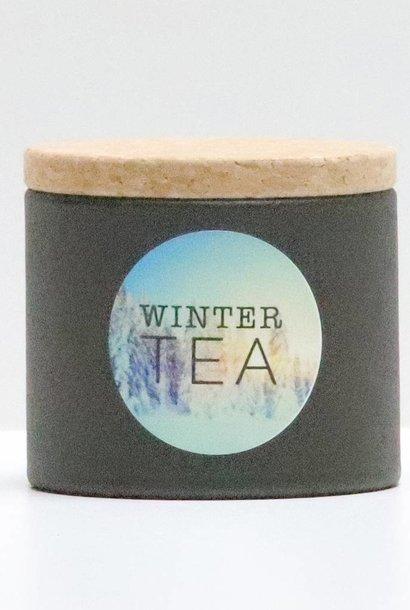 WINTER TEA - Thé parfumé et épicé à base de thé Noir et Vert