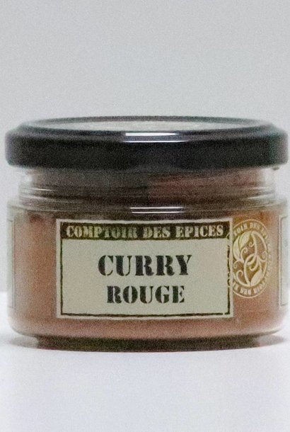 Curry rouge de Benares (Inde)