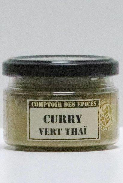 Curry vert thaï (Bangkok)