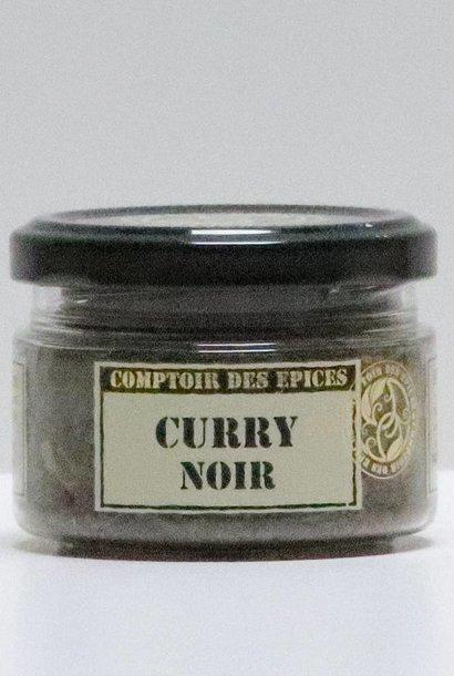 "Curry noir ou ""Kala Massala"" (Maharashtra – Inde)"