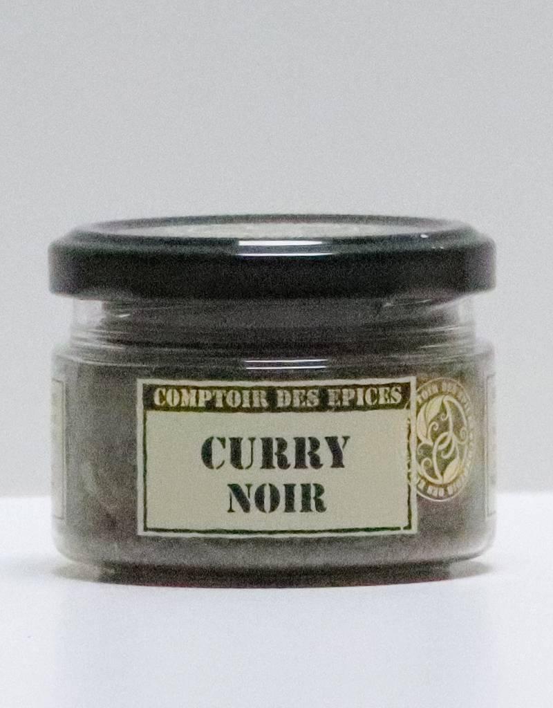 "Curry noir ou ""Kala Massala"" (Maharashtra – Inde)-1"