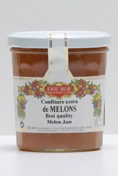 Confiture extra melons 370G