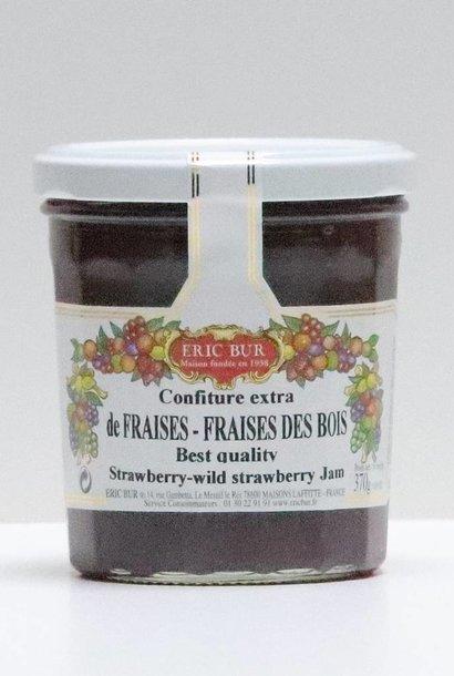 Strawberry-wild strawberry Jam