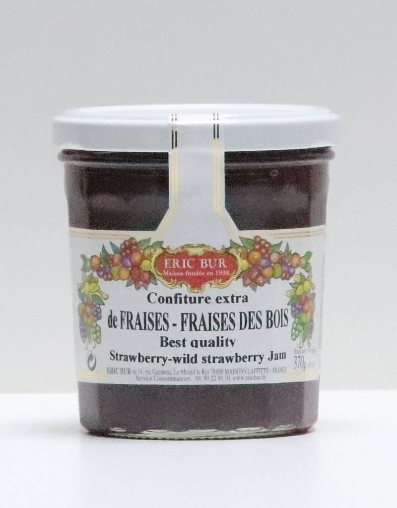 Strawberry- wild strawberry Jam-1