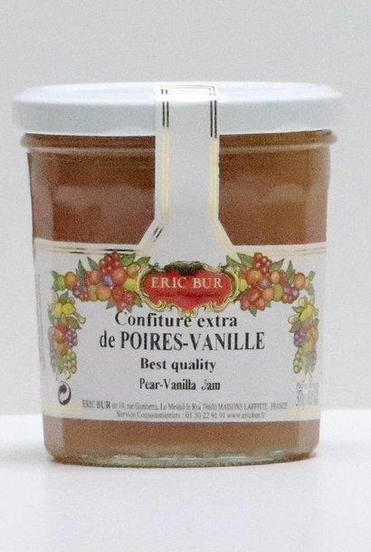 Pear-vanilla Jam