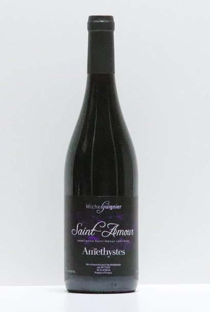 Vin - Saint Amour amethystes 750 ml