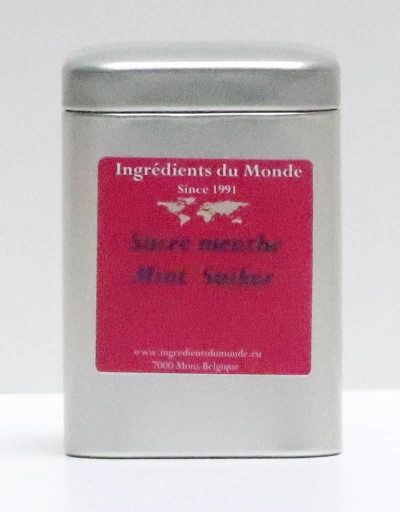 Sucre cristallisé à la menthe 120 gr-1