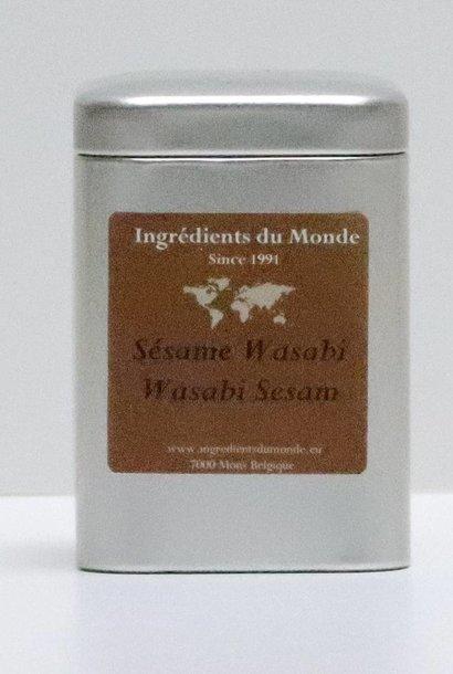 Sésame au wasabi japon 80 gr