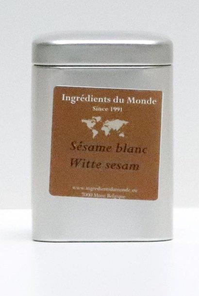 Sésame blanc (graines) 100 gr