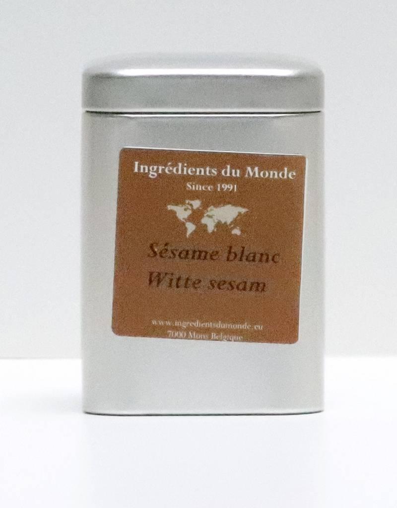 Sésame blanc (graines) 100 gr-1