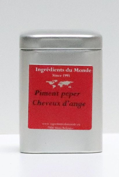 Piment cheveux d'ange 15 gr