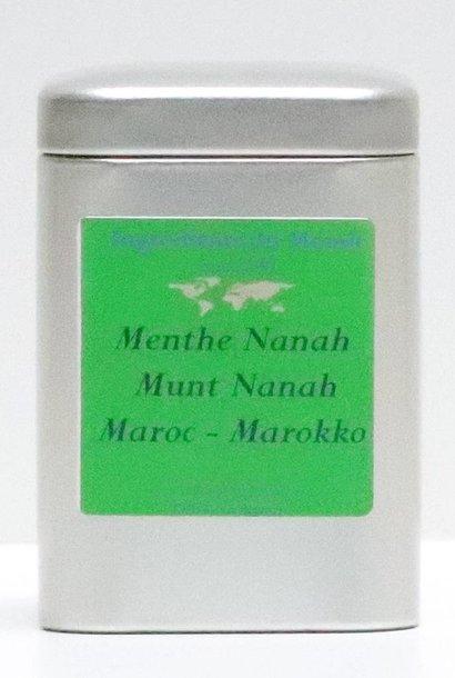 Menthe nana douce (feuilles) 20 gr