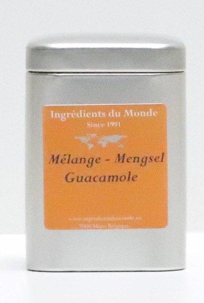Mélange guacamole 80 gr