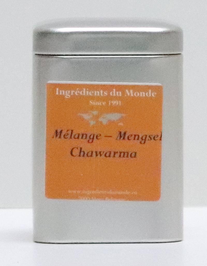 Mélange chawarma liban 80 gr-1