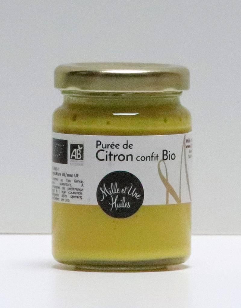 Purée de citron confit Bio 90 gr-1