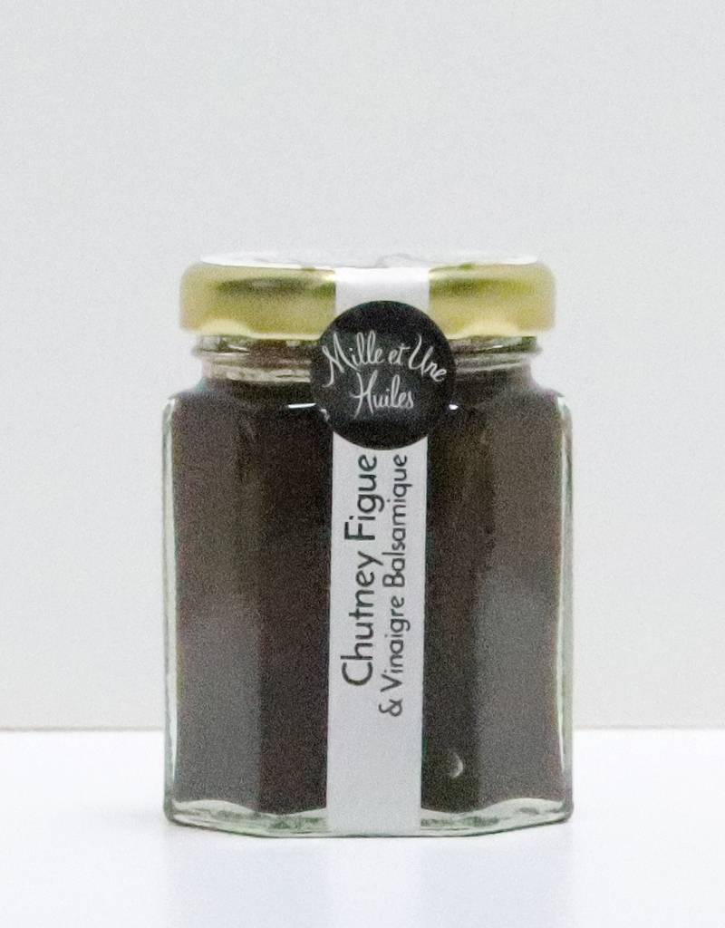 Chutney Figue Balsamique aux épices 65 gr-1