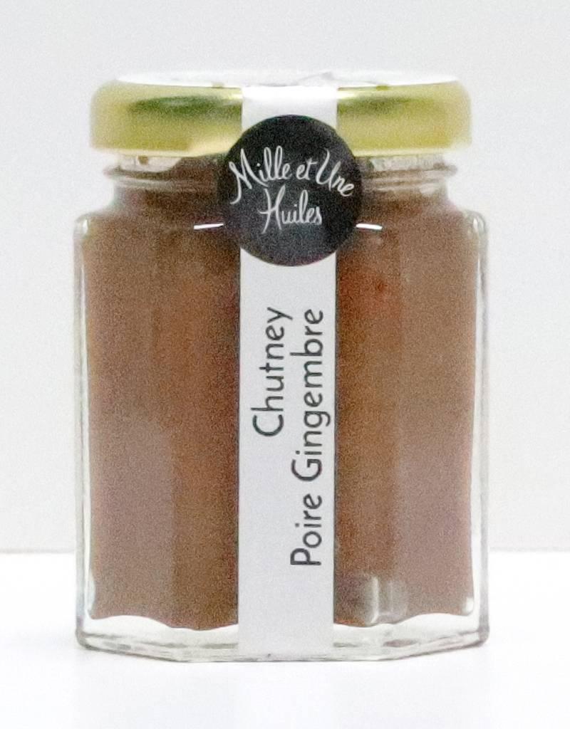 Chutney Poire et Gingembre 65 gr-1