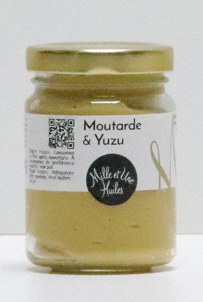 Moutarde au yuzu 100 gr