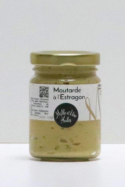 Moutarde à l'estragon 100 gr