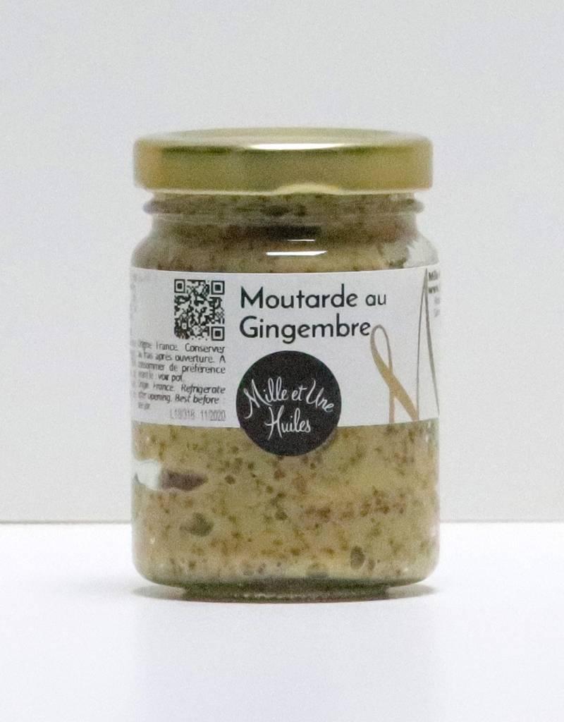 Moutarde au gingembre (en grains) 100 gr-1