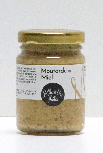 Moutarde au miel (en grains) 100 gr