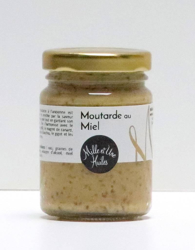 Moutarde au miel (en grains) 100 gr-1