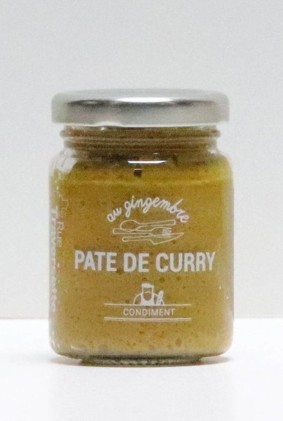 Pâte de curry au gingembre 90 g