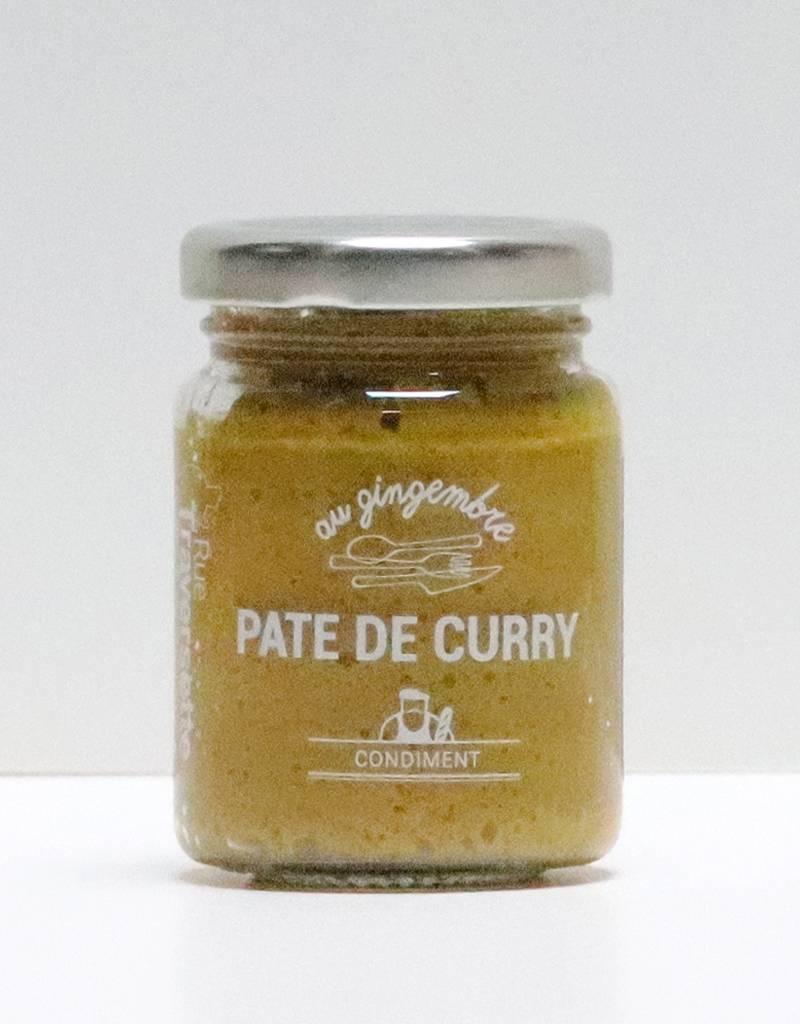 Pâte de curry au gingembre 90 g-1