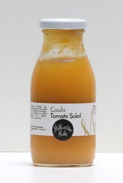 Sauce tomate Soleil (couleur jaune)