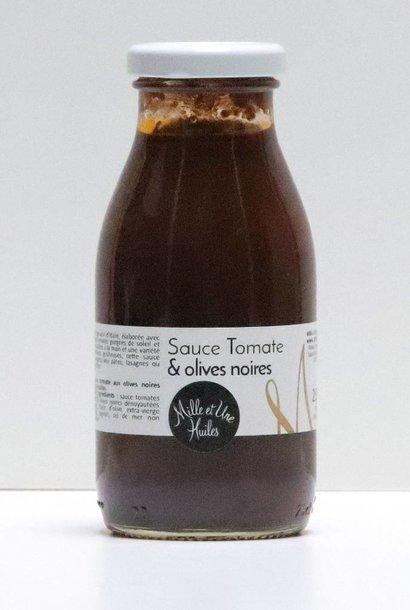 Sauce tomate & Olives noires
