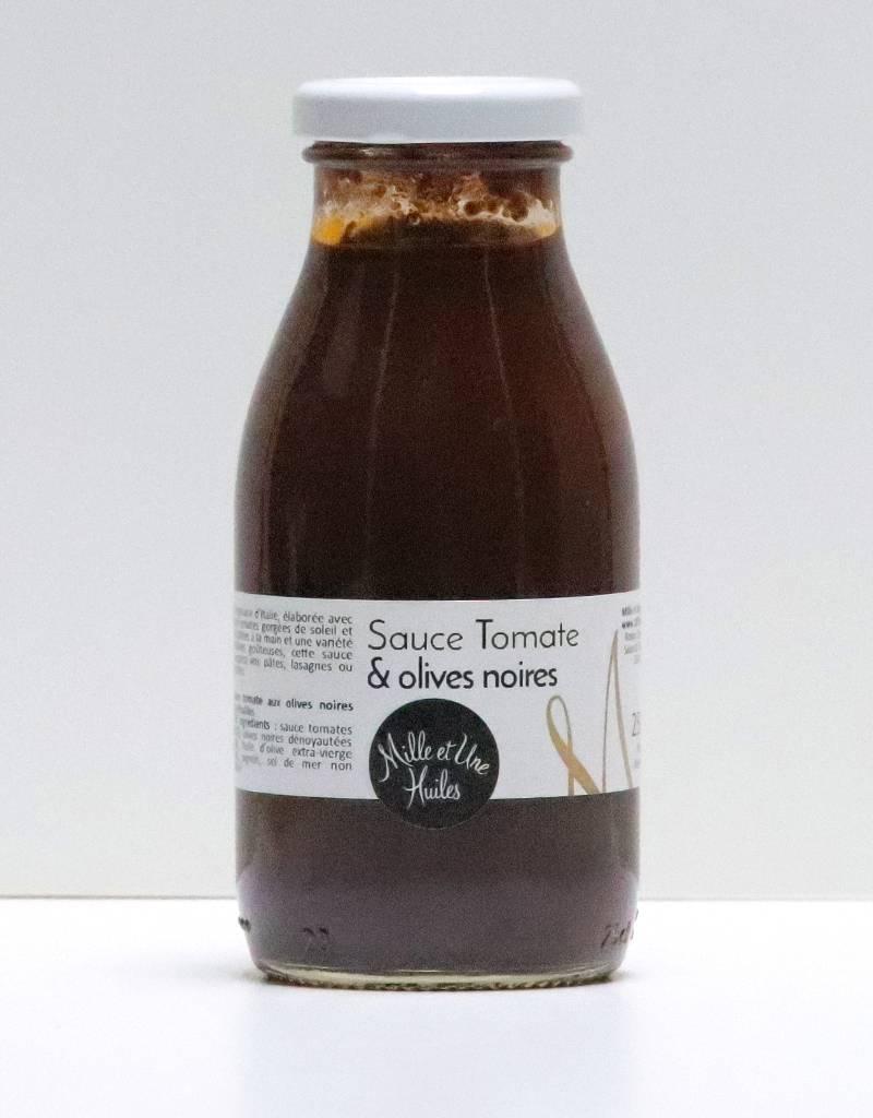 Sauce tomate & Olives noires-1