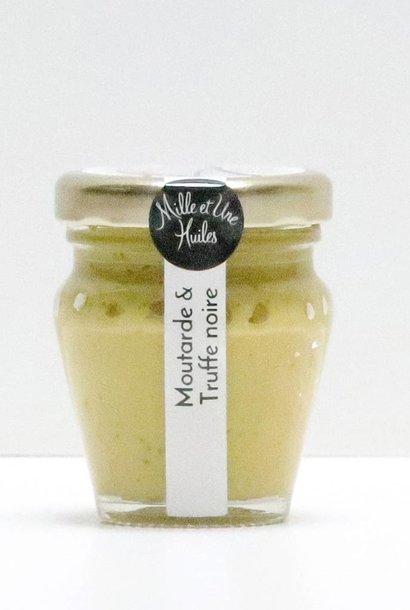 Moutarde à la Truffe (tuber mélanosporum)