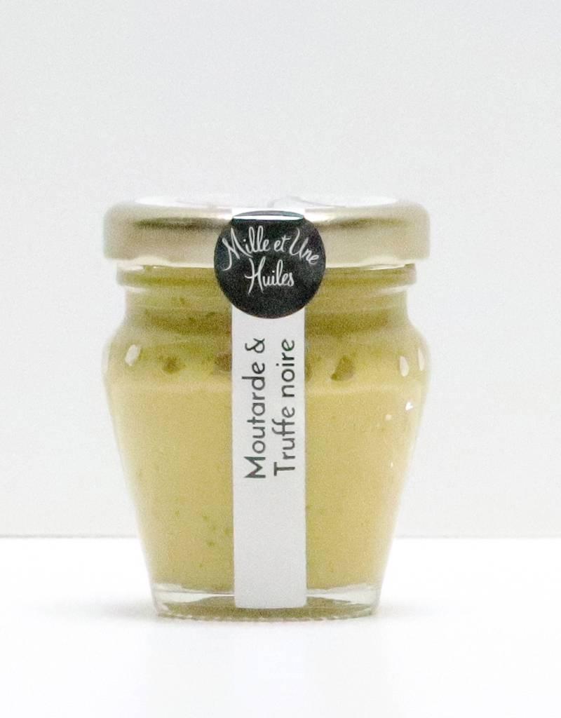 Moutarde à la Truffe (tuber mélanosporum)-1
