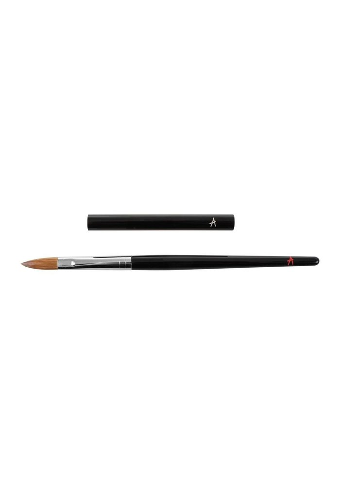 #10 Acrylic Brush Wooden Handle