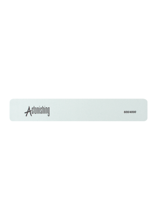 Astonishing Jumbo File 600/4000  (Green & White)