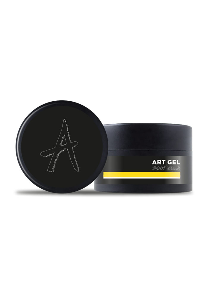 Art Gel #001 Black 7gr