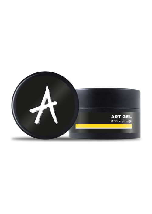 Astonishing Art Gel #002 White 7gr
