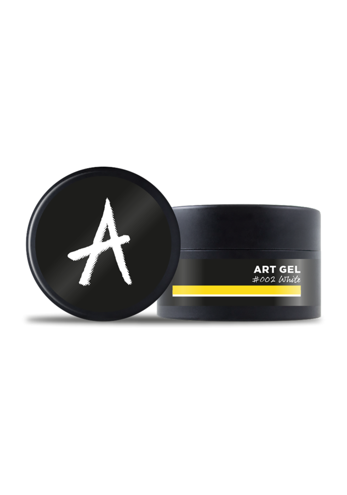 Art Gel #002 White 7gr