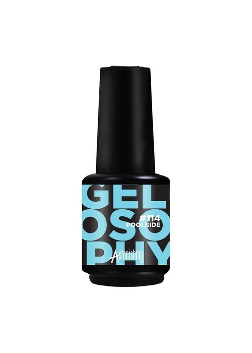Gelosophy Gelpolish #114 Poolside 15ml