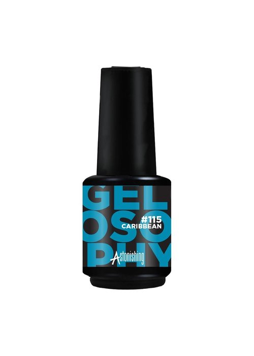 Gelosophy Gelpolish #115 Caribbean 15ml