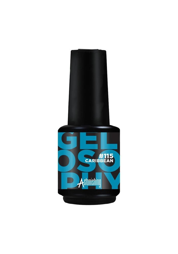 Gelpolish #115 Caribbean 15ml