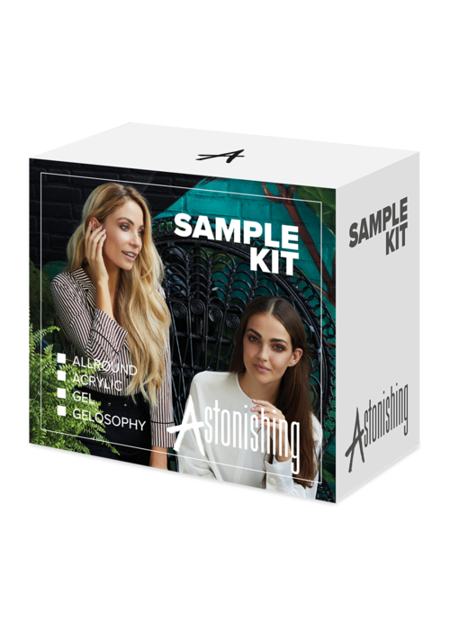 Astonishing All Round Sample Kit