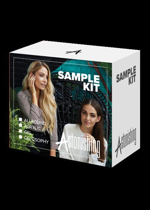 Astonishing Allround Sample Kit