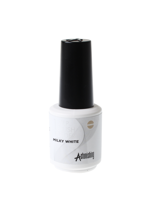 Astonishing 1 Step  Brush Builder Milky White 15ml