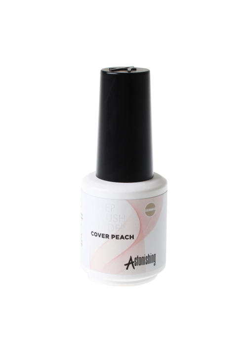 Astonishing 1 Step  Brush Builder Cover Peach 15ml