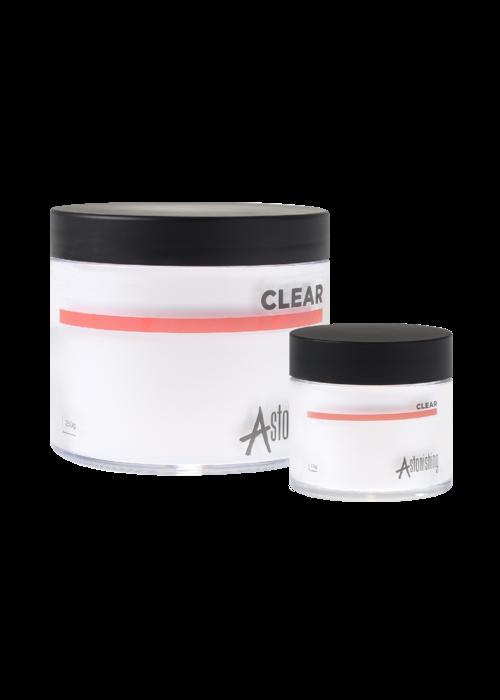 Astonishing Acrylic  powder Clear 250gr +25gr FREE